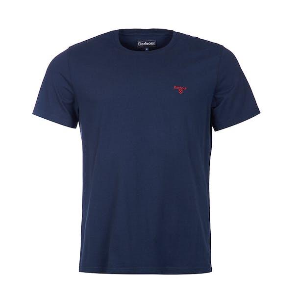 Barbour Sports Mens Short Sleeve T-Shirt