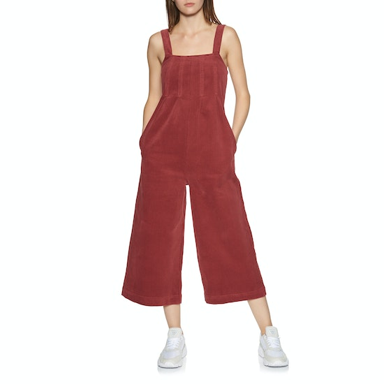 Volcom Oh My Cord Jumper Jumpsuit