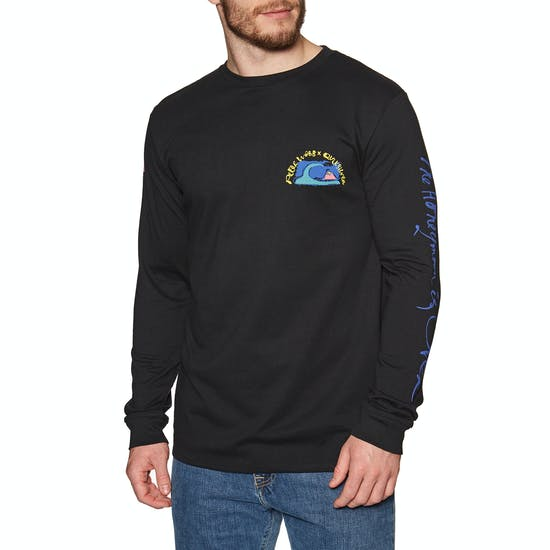 Quiksilver Art House Long Sleeve T-Shirt