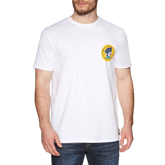 Quiksilver Art House Short Sleeve T-Shirt