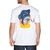 Quiksilver Art House Short Sleeve T-Shirt - White