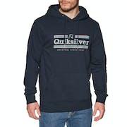 Quiksilver Get Buzzy Screen Pullover Hoody