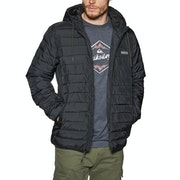Quiksilver Scaly Hood Down Jacket