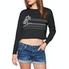 Billabong Play Time Womens Long Sleeve T-Shirt - Black
