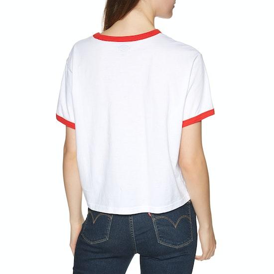 T-Shirt de Manga Curta Dickies Hellier