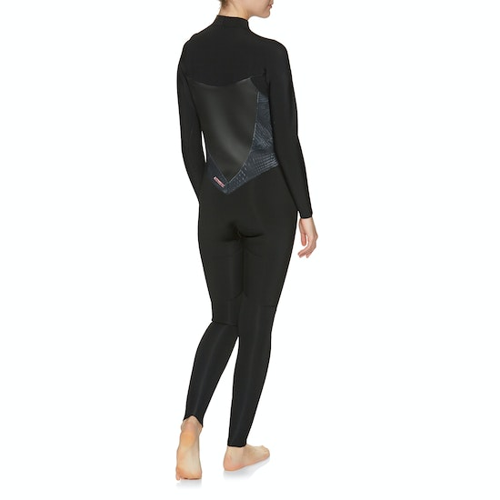 Roxy 4/3mm Syncro Chest Zip Ladies Wetsuit
