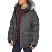 Nobis Heritage Fur Trim Men's Jacket