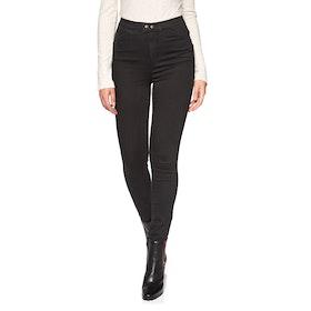 Free People Sweet Jane Skinny Women's Jeans - Black