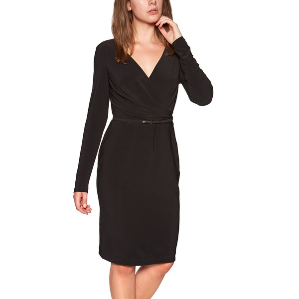 Lauren Ralph Lauren Alexie Long Sleeveday Dress