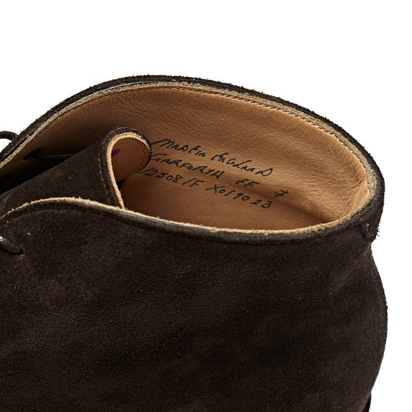 Cheaney Made In England Garforth Boots