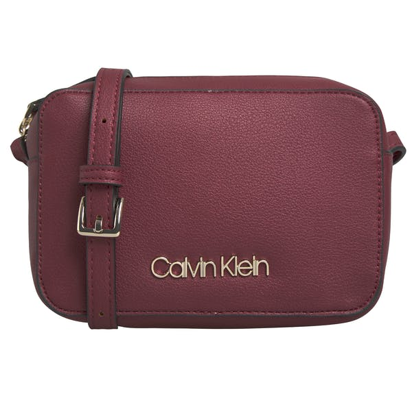 Calvin Klein Ck Must Crossbody Women'S Handbag Calvin Klein Sliders Red Shoes