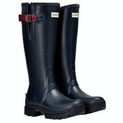 Hunter Balmoral Side Adj 3mm Neoprene Ladies Wellington Boots