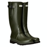 Galochas Hunter Mens Balmoral Sov Poly Lined Adj
