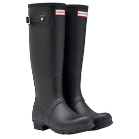 Hunter Original Tall Ladies Wellies - Black