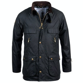Barbour Icons Bedale Mens Wax Jacket - Sage