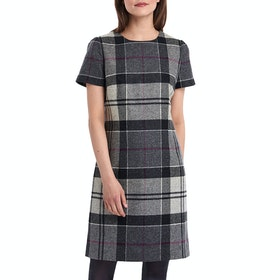 Barbour Dee Tartan Caramel Dress - Juniper Winter