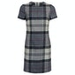 Barbour Dee Tartan Caramel Dress