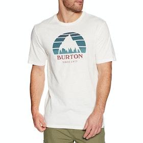 Burton Underhill T Shirt - Stout White