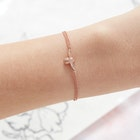 Olivia Burton Glitter Dial And Classic Chain Bracelet Women's Jewellery Gift Set