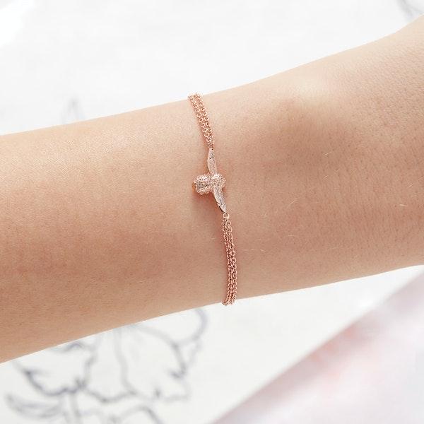 Olivia Burton Glitter Dial And Classic Chain Bracelet Женщины Jewellery Gift Set