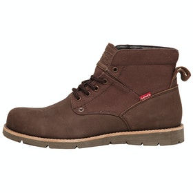 Levi's Jax Boots - Dark Brown