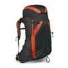 Osprey Exos 48 Hiking Backpack - Blaze Black