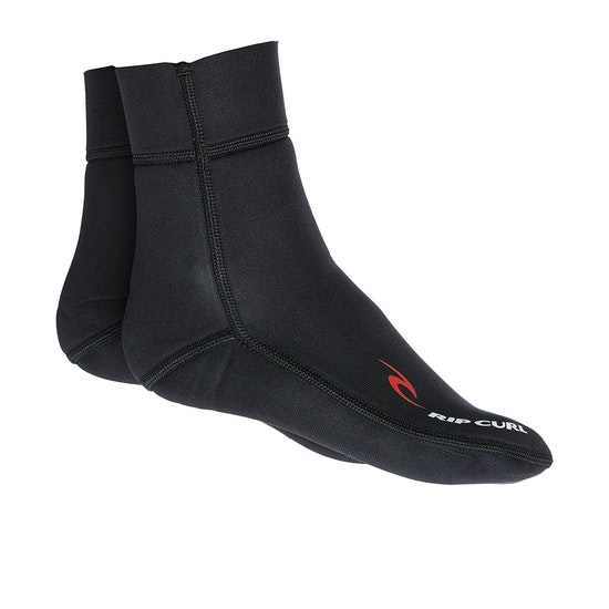 Rip Curl Neo 1.5mm Fin Sock Wetsuit Boots
