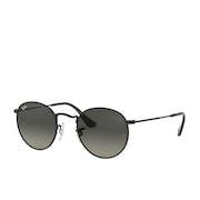 Ray-Ban Round Metal Sunglasses