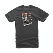 Alpinestars Juvy Tech 7 Boot T-Shirt Korte Mouwen
