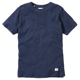 Peregrine Made In England Classic T Shirt - Navy
