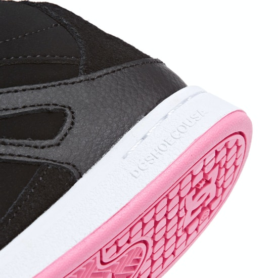 DC Pure High Top Girls Shoes
