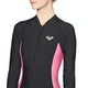 Roxy 1.5mm POP Surf Front Zip Shorty Womens Wetsuit