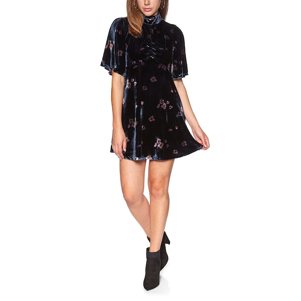 Free People Be My Baby Mini Платье