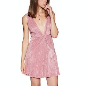 Free People Twist And Shout Mini Dress - Pink