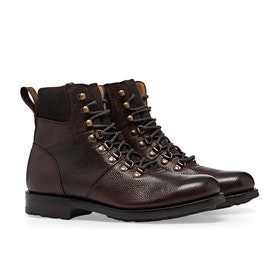 Buty Cheaney Made In England Ingleborough - Burgundy Grain