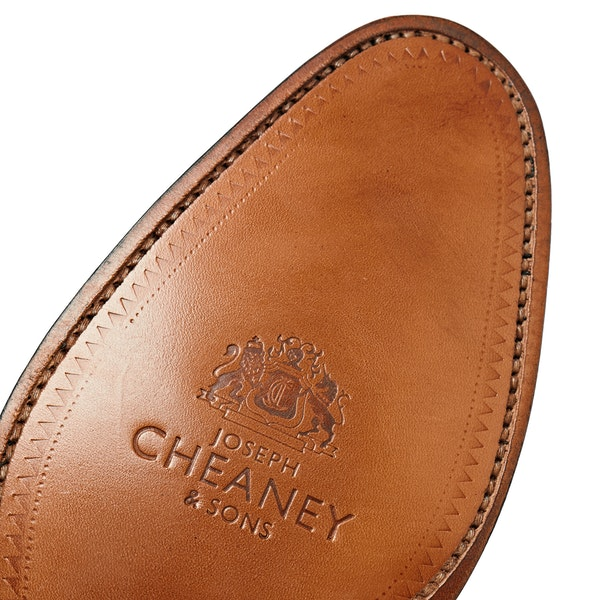 Cheaney Made In England Fenchurch Dress Shoes