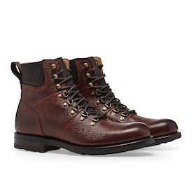 Buty Cheaney Made In England Ingleborough - Mahogany Grain