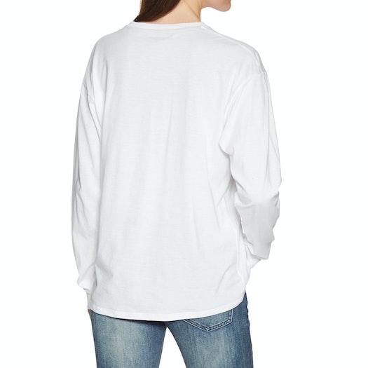 Carhartt Pocket Ladies Long Sleeve T-Shirt