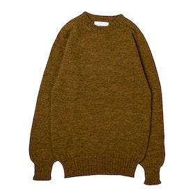 Kestin Crew Neck Sweater - Harvest