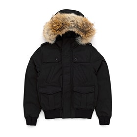 Куртка Nobis Little Ky Bomber - Black
