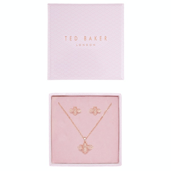Ted Baker Beelia Bee Jewellery Gift Set