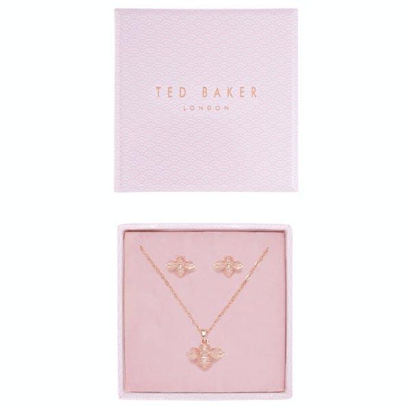 Ted Baker Beelia Bee Jewellery Gift Set