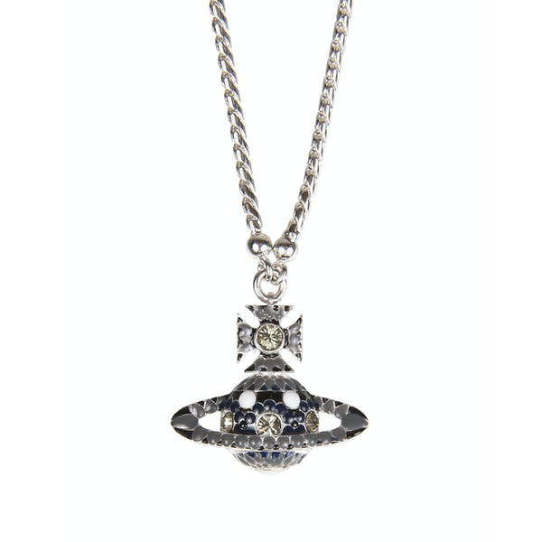Vivienne Westwood Man Gabriella Bas Relief Pendant Necklace