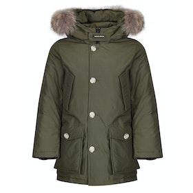 Woolrich Arctic Parka Hc Kid's Jacket - Greenstone