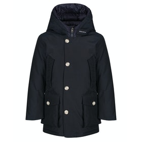 Woolrich Barctic Parka Nf Kid's Jacket - Dark Navy