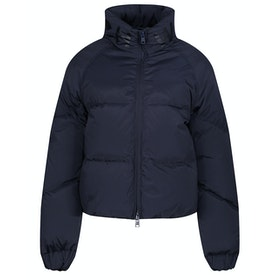 Woolrich Aurora Puffy Jacket - Melton Blue