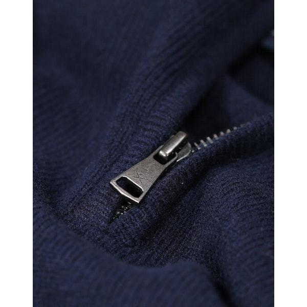 Hackett Lambswool Zip Sweater