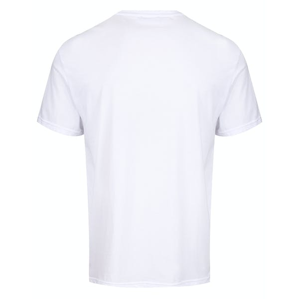 Emporio Armani Crew Neck Stretch Knit , Kortärmad T-shirt