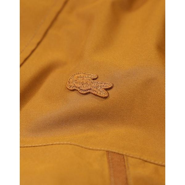 Lacoste Croc Twill Down Jacket