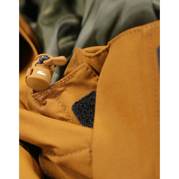 Lacoste Seasonal Twill Down Jacket